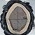Prótese Capilar Fine Mono (15X22,5 cm) #1B Castanho Escuro + Curso de Auto Manutenção Grátis - Imagem 6