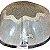 Prótese Capilar Parcial Q6 (17,5 X 22,5 cm) #1B Castanho Escuro + Curso de Auto Manutenção Grátis - Imagem 4
