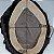 Prótese Capilar Mono Echo (17,5x22,5 cm) #1B Castanho Escuro + Curso de Auto Manutenção Grátis - Imagem 5