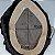 Prótese Capilar Mono Echo (17,5x22,5 cm) #1B Castanho Escuro + Curso de Auto Manutenção Grátis - Imagem 6