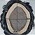 Prótese Capilar Fine Mono (15 x 20 cm) #1B Castanho Escuro + Curso de Auto Manutenção Grátis - Imagem 5