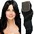 Silk Top Closure Base 9 x 10 Comprimento de cabelo: 40 cm - Imagem 1