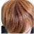 Franja Postiça / Aplique Loiro Médio Ombré Hair 15 cm - Imagem 3