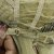 Peruca Feminina Cabelo Sintético Front Lace com Ajuste 613 Loiro 50 cm - Imagem 4