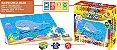 Quebra Cabeça - Baleia - Iob Brinquedos - Imagem 1