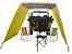 Bagageiro Jeep Willys de Teto (Transforma em Toldo) - Imagem 1