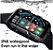 Relógio Smartwatch IWO W37 PRO Serie 7 - Preto - Tela Infinita - IOS / Android - 44mm - Imagem 3