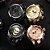 Relógio Masculino Big Dial Skull - Aço Inox - Imagem 5