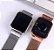 Relógio Eletrônico Smartwatch CF Style - Android e iOS - Dourado Rosê - Imagem 6