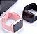 Relógio Eletrônico Smartwatch CF T80 Rosa - IP68 - Android e iOS - Imagem 2