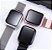 Relógio Eletrônico Smartwatch CF T80 - Rosé Milanese - Android e iOS - Imagem 4