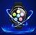 Relógio Smartwatch CF L3 - Preto com Laranja -  iPhone ou Android - Imagem 3