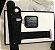 Relógio Eletrônico Smartwatch P68 Preto + Pulseira de Brinde + Fone de Ouvido - Imagem 6