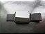 Relógio Eletrônico Smartwatch CF N99 Chumbo + 1 Pulseira de Brinde Preto - Imagem 6