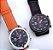 Relógio Eletrônico Smartwatch DT78 - Marrom Alaranjado - IOS e Android - Imagem 9