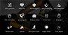 Relógio Smartwatch F10 - Rosa - iOS / Android - 44mm + Pulseira Extra Milanês + Fone de Ouvido - Imagem 8