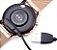Relógio Eletrônico Smartwatch L11 - Rosé Gold  + Pulseira Extra Marrom - IOS e Android - Imagem 4