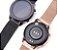 Relógio Eletrônico Smartwatch L11 - Preto + Pulseira Extra Preto Couro - IOS e Android - Imagem 2