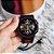 Relógio Smartwatch L6 - Preto com Vermelho - IOS e Android - Imagem 5