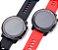 Relógio Smartwatch L15 - Preto com Pulseira Vermelho - IOS e Android - Imagem 3