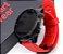 Relógio Smartwatch L15 - Preto com Pulseira Vermelho - IOS e Android - Imagem 9