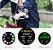 Relógio Smartwatch L17 - Preto com Pulseira Couro Marrom - IOS e Android - Imagem 5