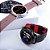 Relógio Eletrônico Smartwatch DT78 - Preto com Vermelho - IOS e Android - Imagem 2