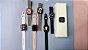 Relógio Smartwatch IWO FK88 - Tela Infinita Com GPS - Rosa - 44mm + Pulseira de Brinde - Imagem 2