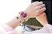 Relógio Eletrônico Smartwatch MX 11 - Rosê Gold - Imagem 2