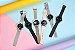Relógio Eletrônico Smartwatch DT56 - Rosa Silicone - Android / IOS - Imagem 5