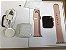 Relógio Smartwatch IWO 13 Tela Infinita - Rosa - 44mm + Pulseira Extra - Imagem 7
