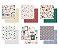 Kit 6 papéis 30,5 x 30,5 - My Love - My Memories Crafts - Imagem 1