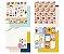 Kit 4 papéis de scrapbook - Dias Melhores - Scrap Mimos - Litoarte - Imagem 1