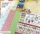 Kit 10 papéis de scrapbook 30x30 - SORTIDAS - Marcas Nacionais - Imagem 1
