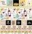Papel para scrapbook - 30x30 Kitchen & Co - Cozinha - Wine & Cheese - Goodies - Imagem 1
