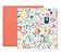 Papel scrapbook 30x30 Whimsical - #6 - Paige Taylor Evans - Pink Paislee - Imagem 1