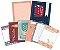 Kit de cards Melhores Momentos - Coleção Mundo Mágico - Juju Scrapbook  - Imagem 1