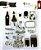 Cartela de carimbos Melhores Momentos - Coleção Mundo Mágico - Juju Scrapbook - Imagem 1