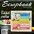 Revista Scrapbook - 20x20 - Inglês - Imagem 1