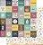 Papel scrapbook 30x30 My Crafts - My Hobbies - My Memories Crafts - Imagem 1