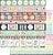 Papel scrapbook 30x30 My Crafts - My Craft Life - My Memories Crafts - Imagem 1