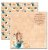 Papel scrapbook 30x30 Café 2 - Arte Fácil - Imagem 1