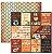 Papel scrapbook 30x30 Café 3 - Arte Fácil - Imagem 1