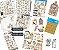 Kit completo coleção Country  - Litoarte - Imagem 1