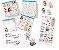 Kit completo coleção Mães - Litoarte - Imagem 1