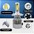 Kit Par de Lâmpadas Super Led H3 - Imagem 6