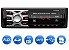 MP3 Player Automotivo 6660BN 1 Din Bluetooth USB - Imagem 1