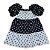 Vestido Poa Black and White - Imagem 2