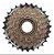 Catraca Roda Livre Tourney 7v Rosca Tz-21 Shimano 14/28 Dentes - Imagem 4