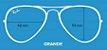 Aviador Lentes Polarizadas - Azul - Imagem 7